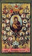 Praise to Icons of Virgin Mary of Vladimir.