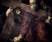 Christ Carrying the Cross, TIZIANO Vecellio