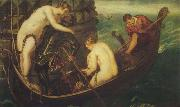 The Deliverance of Arsenoe, Tintoretto