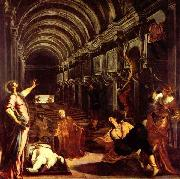 Finding of the body of St Mark, Tintoretto