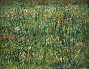 Patch of Grass, Vincent Van Gogh