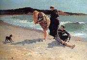 Winslow Homer Special Yingtou Coast oil painting reproduction