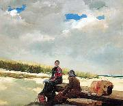 Cloud Shadows, Winslow Homer