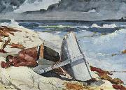 After the Tornado, Bahamas, Winslow Homer