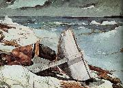 After Tornado, Winslow Homer