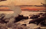 Cape West Coast, Winslow Homer
