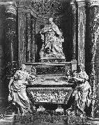 Tomb of Pope Benedict XIII