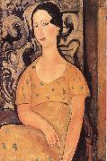 madame modot, Amedeo Modigliani