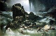 Francis Danby The Deluge oil painting reproduction