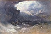 John Martin The Deluge oil painting reproduction