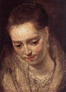 RUBENS, Pieter Pauwel Portrait of a Woman oil painting reproduction
