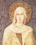 Simone Martini St Margaret oil painting reproduction