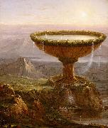 Thomas Cole The Titan's Goblet oil painting on canvas