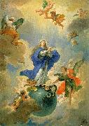 AMMANATI, Bartolomeo Immaculate Conception oil painting reproduction
