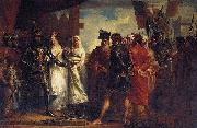 Burghers of Calais, Benjamin West