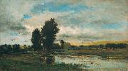 French River Scene