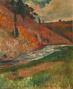 The Aven Stream, Charles Laval