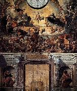 Dirck Barendsz Last Judgment oil painting artist