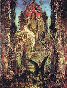 Gustave Moreau Jupiter und Semele oil painting reproduction