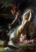 Henri-Pierre Picou Andromeda Chained to a Rock oil painting reproduction