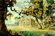 radley hall from the south east, J.M.W.Turner