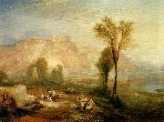 the bright stone of honour and the tomb of marceau, J.M.W.Turner