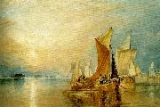 stangate creek on  the river medway, J.M.W.Turner
