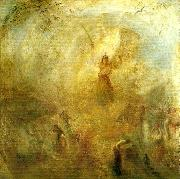 the angel standing in the sun, J.M.W.Turner