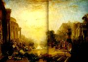 the deline of the carthaginian empire, J.M.W.Turner