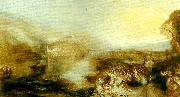 the opening of the wallhalla, J.M.W.Turner
