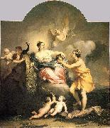 Jacopo Amigoni Full resolution oil painting reproduction