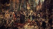 Adoption of the Polish Constitution of May 3, Jan Matejko