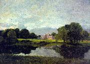 John Constable Malvern Hall, oil painting reproduction