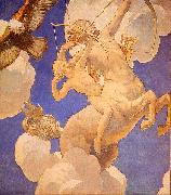 Chiron and Achilles, John Singer Sargent
