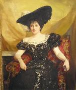 Jennie Churchill, John Singer Sargent