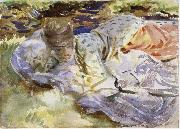 John Singer Sargent Zuleika oil painting reproduction