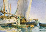 The Guidecca, John Singer Sargent