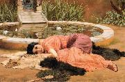 Dolce far Niente, John William Godward