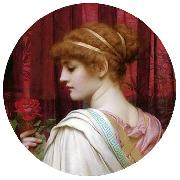 Chloris  A Summer Rose, John William Godward