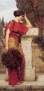 La Pensierosa, John William Godward