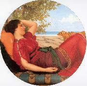 In Realms of Fancy, John William Godward