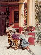 The Jewel Casket, John William Godward