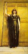 A Priestess, John William Godward