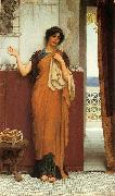 Idle Thoughts, John William Godward
