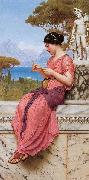 Le Billet Doux, John William Godward