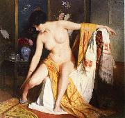 Nude in an Interior, Julius L.Stewart