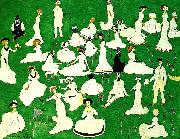 relaxing, Kazimir Malevich
