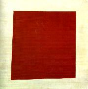 red square, Kazimir Malevich