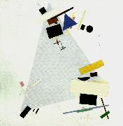 Kazimir Malevich suprematism oil painting on canvas