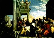 feast in the house of simon, Paolo  Veronese
